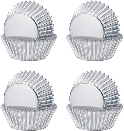 Sumind Metallic Cupcake Liners Muffin product image