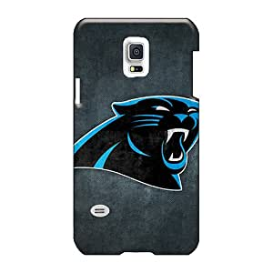 Samsung Galaxy S5 Mini KTw3592URox Customized Realistic Carolina Panthers 7 Pictures Shock-Absorbing Cell-phone Hard Covers -ErleneRobinson