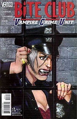 BITE CLUB: VAMPIRE CRIME UNIT (2006) #