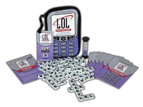 diseño simple y generoso LOL Text Message Juego by by by Discovery Bay Juegos  Venta barata