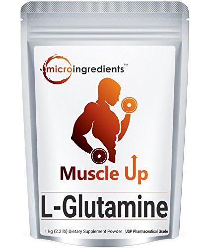 Micro Ingredients L Glutamine Powder Pharmaceutical