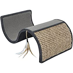 Petlinks Dream Curl Multi-Surface Scratcher with Catnip Toy