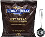 Ghirardelli Chocolate Hot Cocoa 2 lbs pouch with Spoon