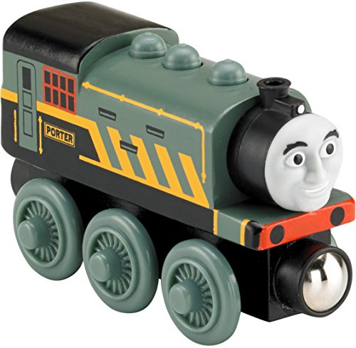 Fisher-Price Thomas & Friends Wooden Railway, Porter Train (Wooden Car Tank)