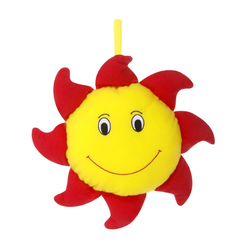 Kseey Sun Musical Pull String toy Lathe Hang Baby Kids Dolls Multifunction Educational Toys