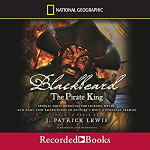 Blackbeard the Pirate King Audiobook