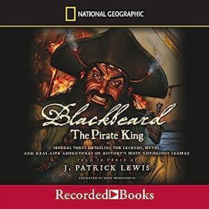 Blackbeard the Pirate King Audiobook