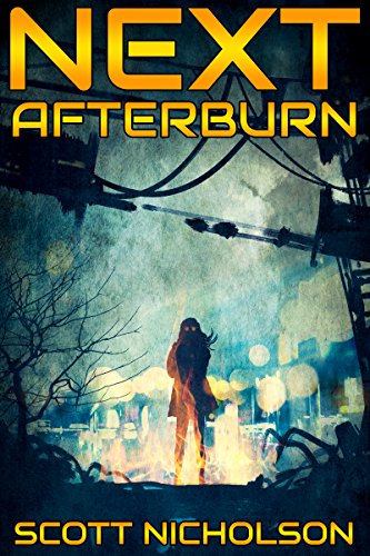 Afterburn by Scott Nicholson ebook deal