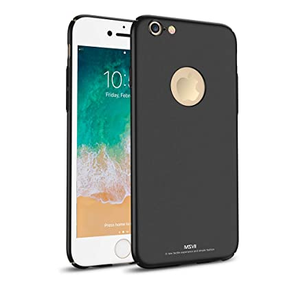 49af3304c3 MSVII Smooth Finish Matte Case for iPhone 6: Amazon.in: Electronics