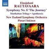Einojuhani Rautavaara: Symphony No. 8; Manhattan Trilogy, Apotheosis