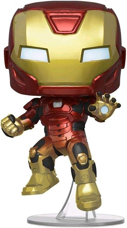 Iron Man 2020 Marvel/'s Avengers Funko Pop Vinyl New in Box