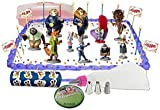 Disney's Zootopia Deluxe Cake / Cupcake Topper Decorating Kit