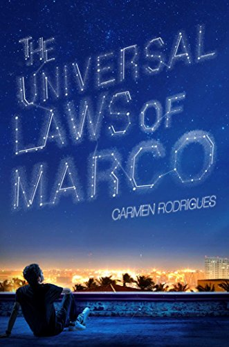 The Universal Laws of Marco by [Rodrigues, Carmen]