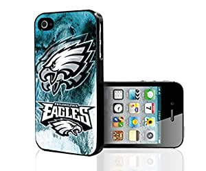 Philadelphia Eagles Football Sports Hard Snap on Phone Case (iPhone 5/5s)