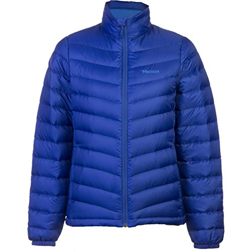 Jacket Gem (Marmot Jena Down Jacket Gem Blue (Large))