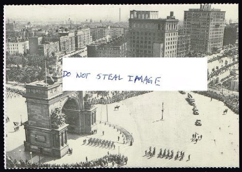 Soldier's And Sailor's Memorial Arch Grand Army Plaza May 31st 1936 Brooklyn Ca. 1900 Brooklyn New York - Plaza 31