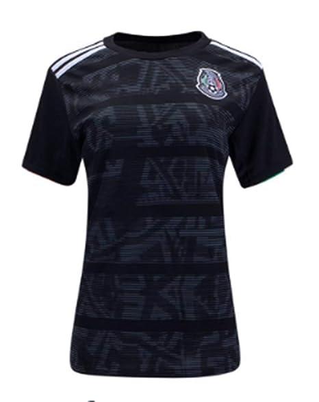 Gold Cup 2020.Amazon Com Hugan 2019 2020 Mexico Women S Home Soccer