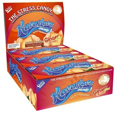 Kava Stress Relief Candy from Hawaii - 1 box