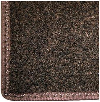 Koeckritz Chocolate Carpet Area Rug 8 x10 Indoor Outdoor Durably Soft