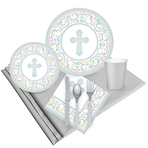 (BirthdayExpress Special Day Religious Party Supplies - Party Pack)