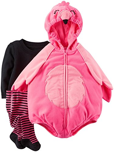 Carter's Baby Girls' Costumes 119g117, Pink 18 Months ()