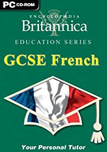 amazoncom encyclopedia britannica gcse french pc software