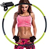 Best Hula Hoops For Adults - REDSEASONS Hula Hoop for Adults,Lose Weight Fast Review