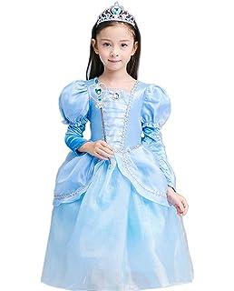 4e979a620765f (小さな幸運)ハロウィン 子供 キッズ 女の子 可愛い シンデレラ プリンセス お姫様 ドレス ワンピース コスチューム コスプレ