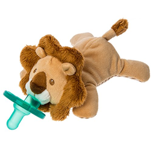 Lion Baby Toy - Mary Meyer WubbaNub Soft Toy and Infant Pacifier, Afrique Lion