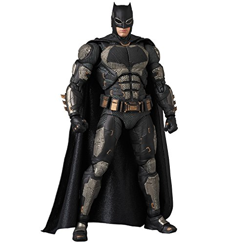 Medicom Justice League: Batman (Tactical Suit Version) Maf Ex Figure ()