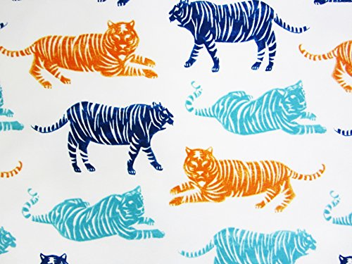 Big Cat Block Party 100% Polyester (Pillowcase Only) Size STANDARD Boys Girls Kids Bedding by Pillowfort