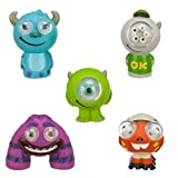 Disney Monsters University Pop-Eyes Figure Set