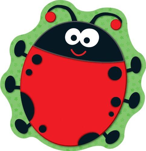 Ladybugs Cut-Outs ()