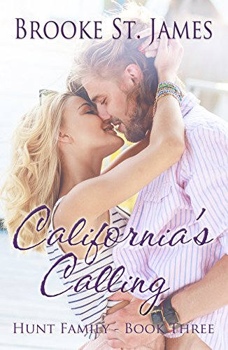 California's Calling (Hunt Family Book 3) cover