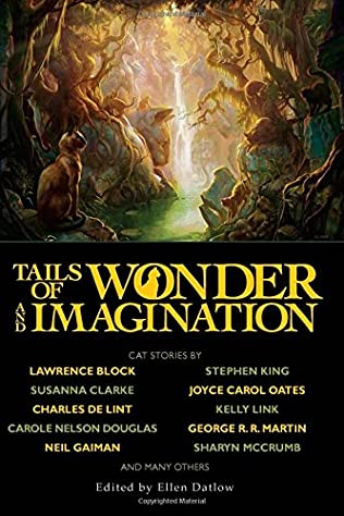 book cover of Tails of Wonder and Imagination