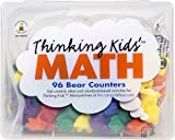 Carson-Dellosa Thinking Kids Math Bear Counters