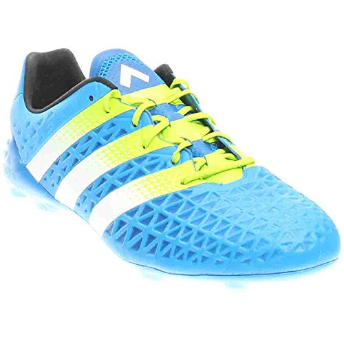 Adidas Man Ace 16,1 Fg / Ag Chock Blå / Sol Slem / Vit