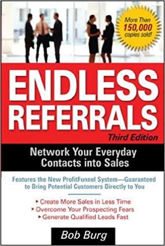 Image result for endless referrals book