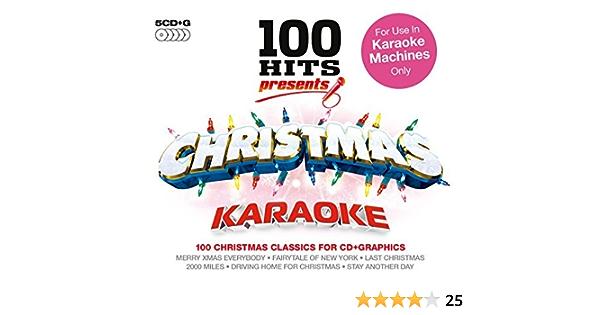 100 Hits Christmas Karaoke By Various Artists 2011 12 06 Amazon Com Music