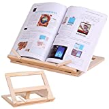 AUCH Portable/Folding/Adjustable Nature Wood