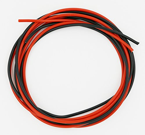 BNTECHGO Gauge Silicone Wire Black product image
