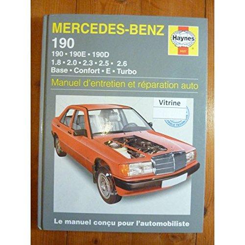 Mercedes-Benz 190 Essence ET Diesel (82 - 94): Amazon.es: Libros en idiomas extranjeros