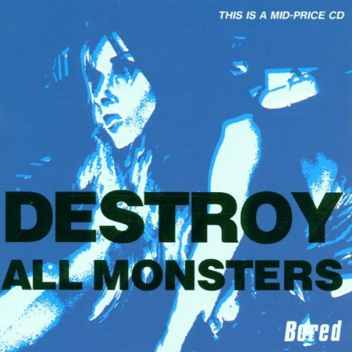 Image result for destroy all monsters - Bored