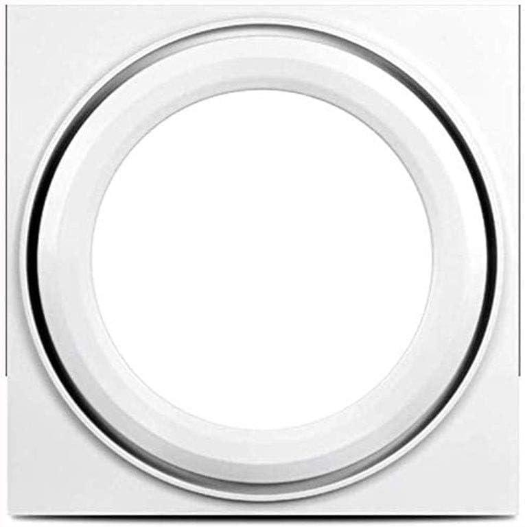 LXZDZ Ventilador de ventilación iluminación Combo, Heavy Duty Ventilador de ventilación y luz for baño de escape de alta potencia