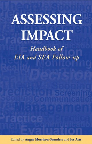 Download Assessing Impact: Handbook of EIA and SEA Follow-up Pdf