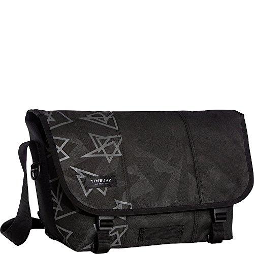 Timbuk2 Classic Print Messenger Bag, Triangle Emboss, Medium