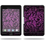 MightySkins Protective Vinyl Skin Decal for Lifeproof Apple iPad Mini 4 Case nuud Case wrap Cover Sticker Skins Purple Style