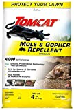 Tomcat 0373204 Mole and Gopher Repellent Granules, Safe for Lawns and Gardens