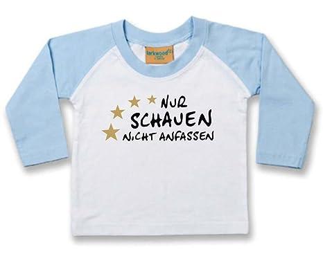 gestreiftes Baby T-Shirt Oma war da//in 3 Farben