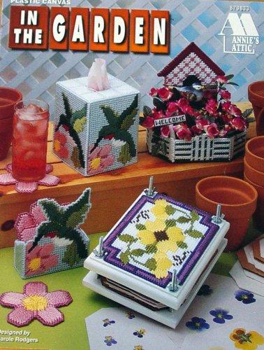 Plastic Canvas, in the Garden (Annie's Attic #879833) Carole Rodgers Annie' s Attic